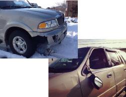 自動車の主な事故原因と安全運転